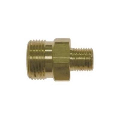 M22 Male to 1/4in Male NPT Brass