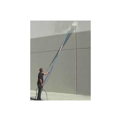 High Reach Wash Pole 20ft w/trigger gun Image 1