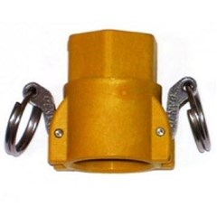 Coupler 3/4in x 3/4in GH Female Thread