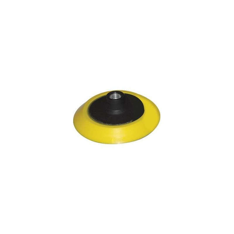 Rubber Backing Pad 5/8-11 05in