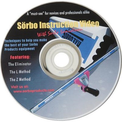 Techniques 3 in 1 DVD Sorbo
