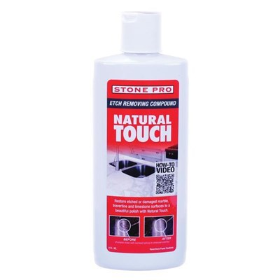 Etch Remover Natural Touch 8oz StonePro