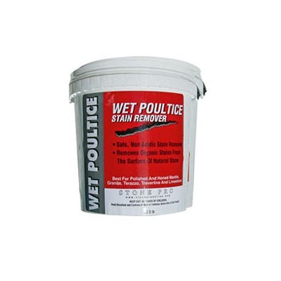 Wet Poultice Stain Remover 1lb