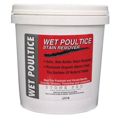 StonePro Wet Poultice Stain Remover