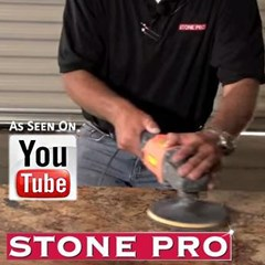 Stone Pro Granite Countertop Restoration (as seen on Youtube)
