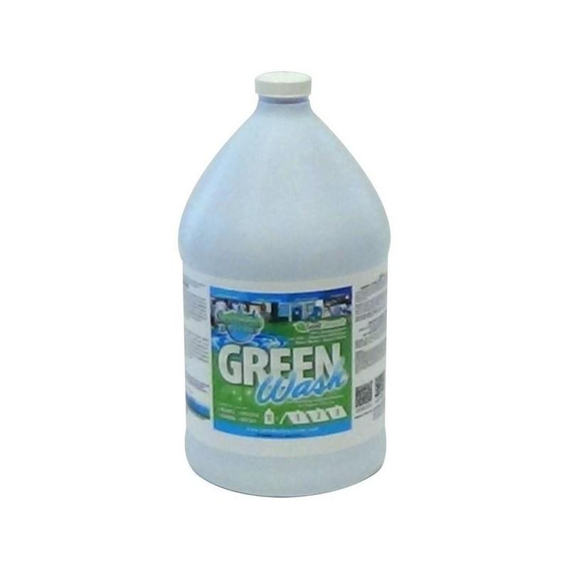 Green Wash Gal