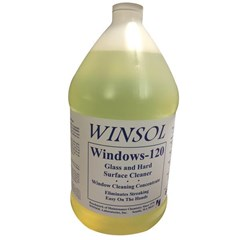 Winsol Windows 120  Window Cleaning Soap