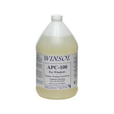 Winsol APC 100  Window Cleaning Soap