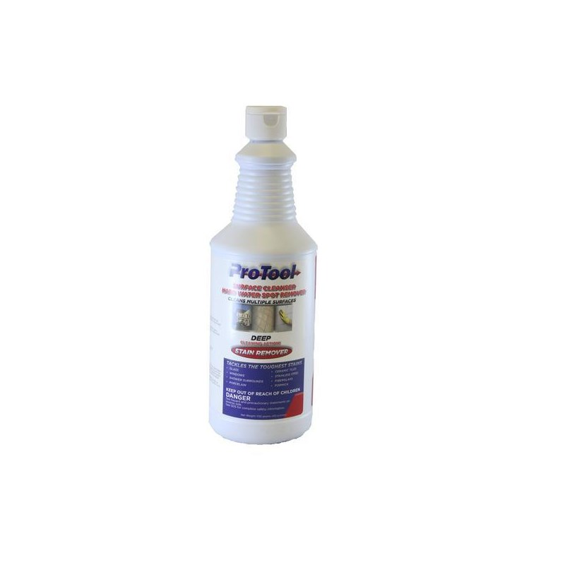 ProTool Hard Water Stain Remover Cleanser Quart - 32oz