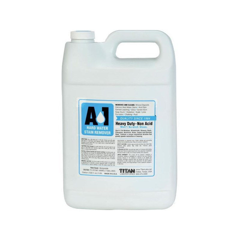 A1 Hard Water Stain Remover Gal (1)