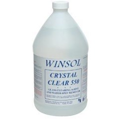 Crystal Clear 550 Gal Winsol
