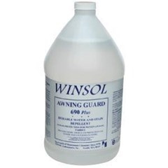 Awning Guard 690 + Gal Winsol Fabric