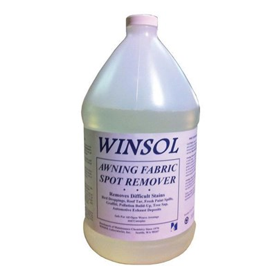 Winsol Awning Fabric Spot Remover Gal