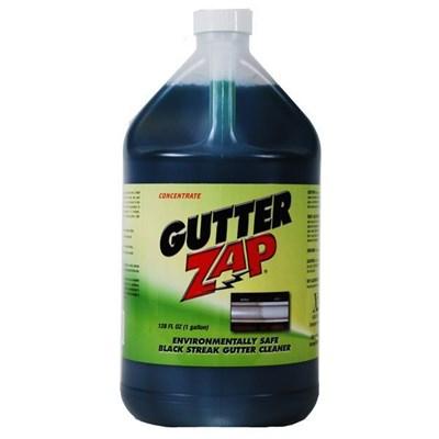 Gutter Zap Gutter Stain Remover Gal