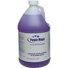 Purple Magic Building Facade Cleaner - Gallon