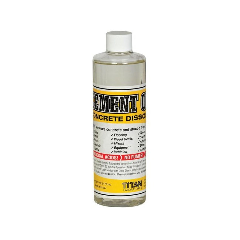 Cement-Off Cleaner Pt
