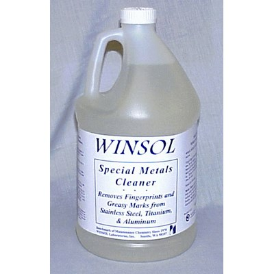 Special Metals Cleaner Gal Winsol