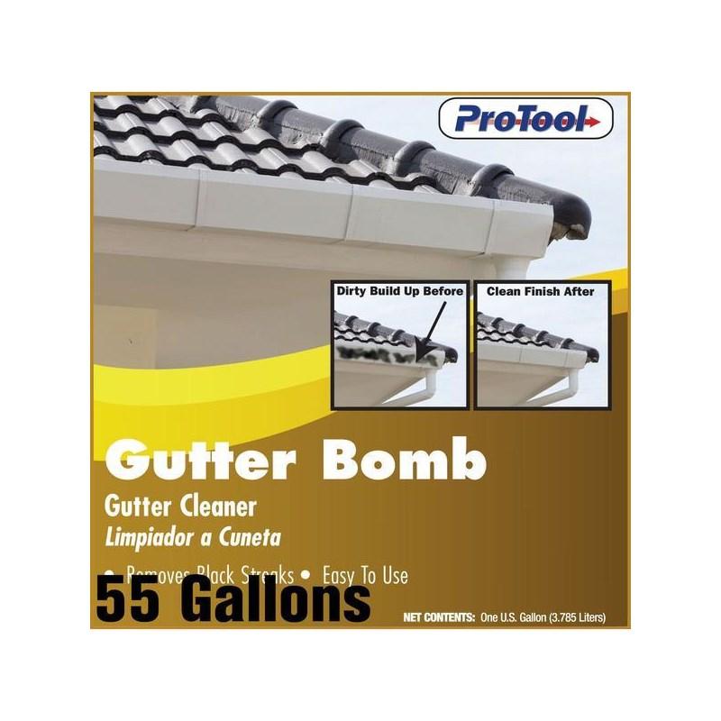 Gutter Bomb 55 Gal ProTool