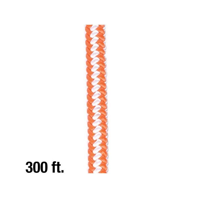 Rope Braided Hi Vis 1/2in 300ft