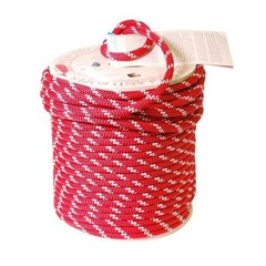 New England Ropes Rope KMIII 1/2in Red