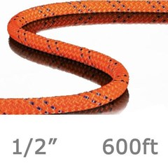 New England Ropes Rope KMIII 1/2in Orange