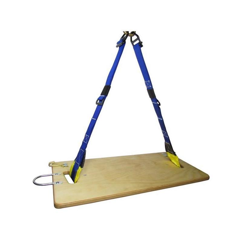 Chair 2 point no belt w/adj strap SkyGen