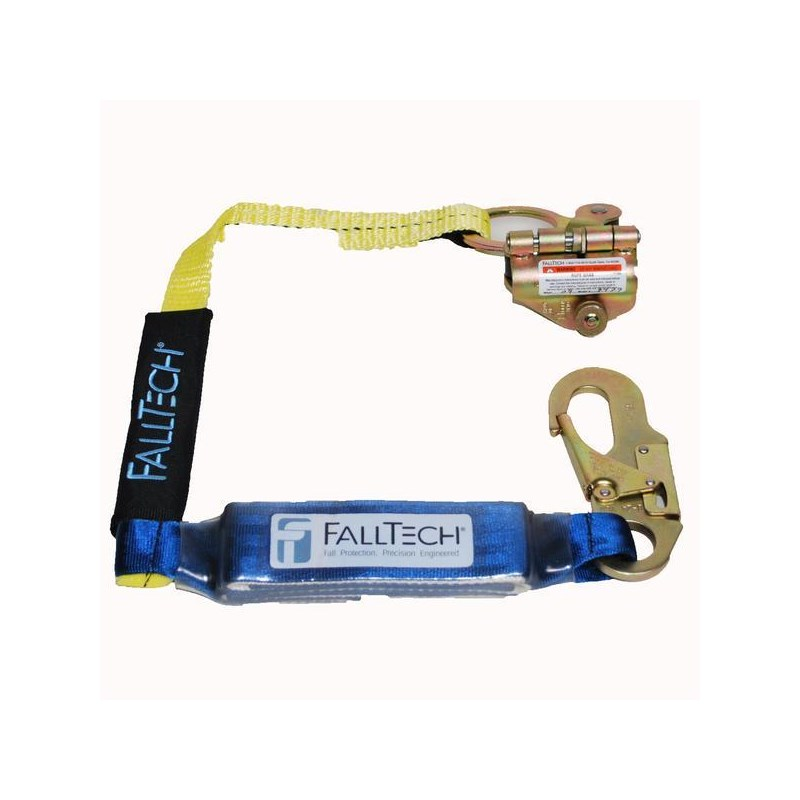 Rope Grab 5/8in w/03ft Lanyard FallTech