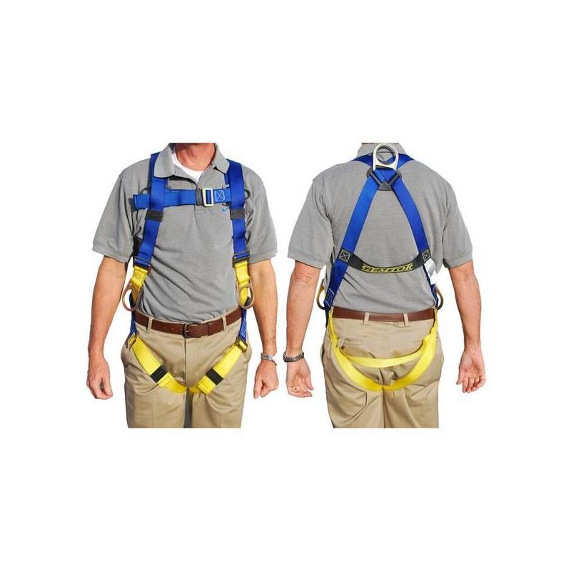 #922 Harness w/side D-rings Gemtor