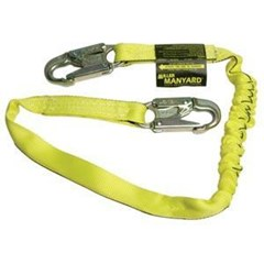 Lanyard 04ft Shock Absorbing 216WLS