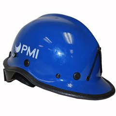 PMI Advantage Helmet Blue