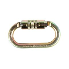 Carabiner ANSI Oval Twist Lock