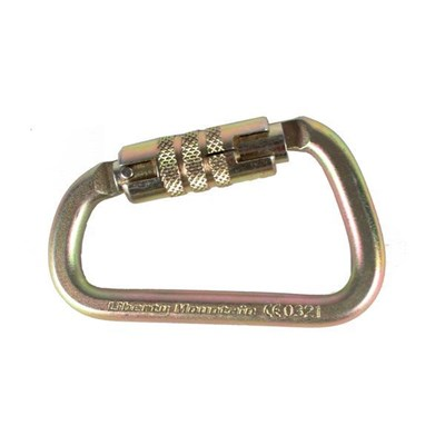 Carabiner ANSI Modified D Twist Lock