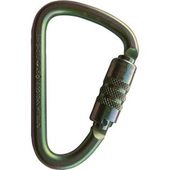 Carabiner ANSI Twist Lock Steel