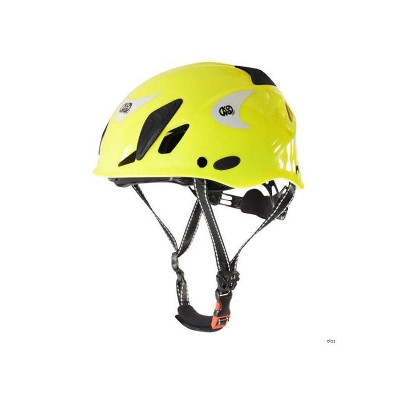 Helmet Mouse Work Yellow High Vis Kong