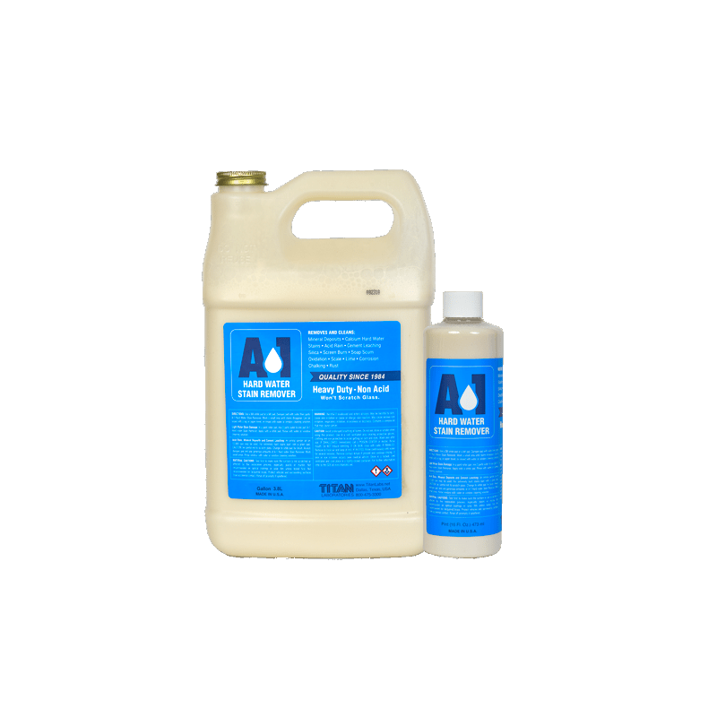 Titan Labs A1 Hard Water Stain Remover