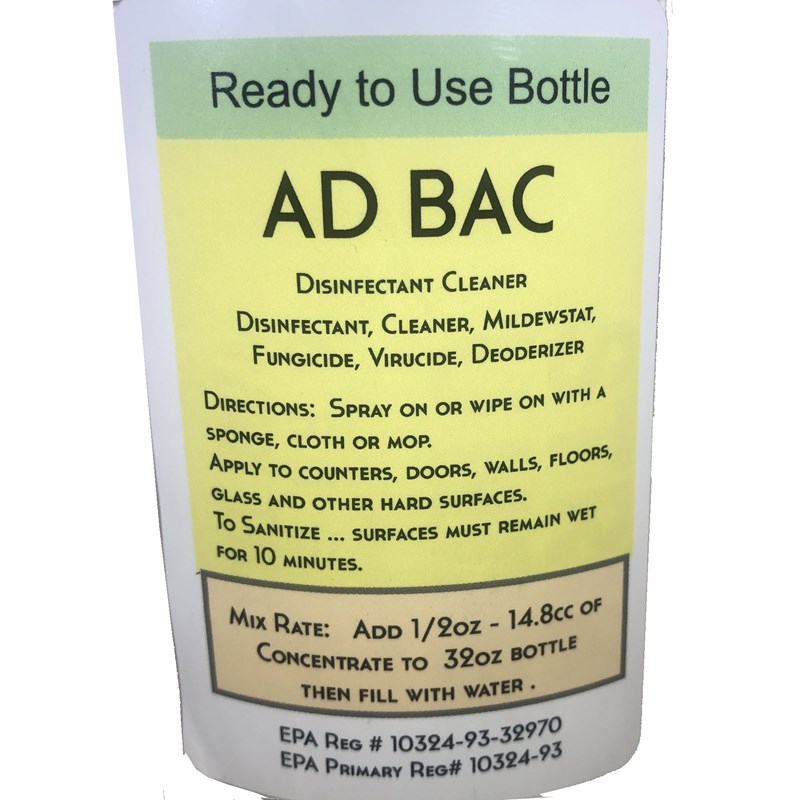 Label Ad Bac
