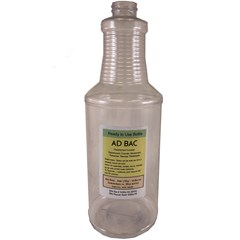 Bottle 32oz w/Ad-Bac Label