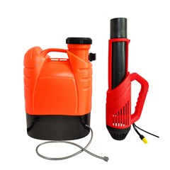 Electrostatic BackPack Sprayer  12v Battery Powered