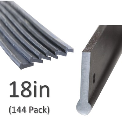 Rubber Master 18in (144 Pack) Ettore