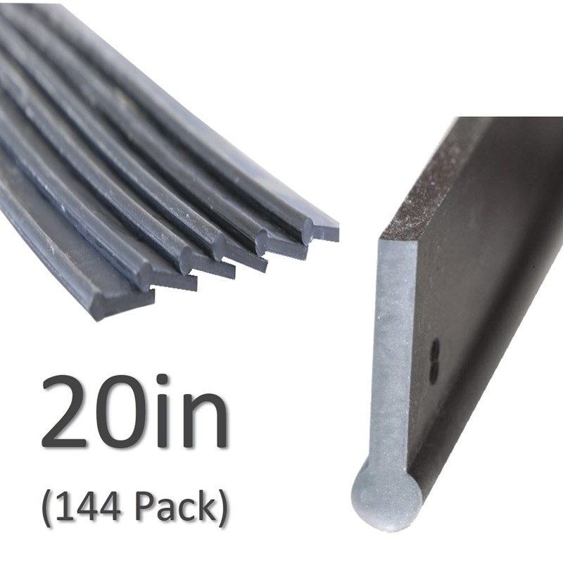 Rubber Master 20in (144 Pack) Ettore