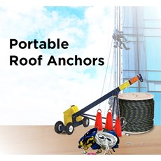Portable Roof Anchors