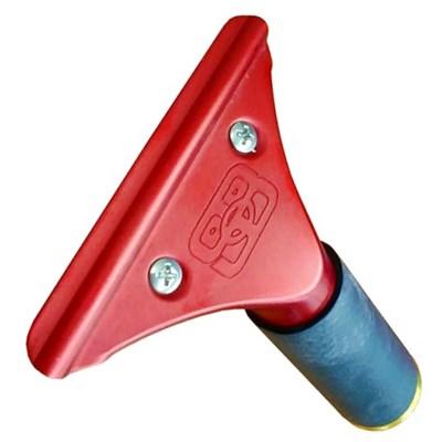Handle Aluminum Red Sorbo