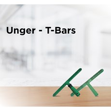 Unger - T-Bars