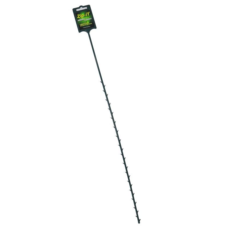 Zip-It Green Snake Drain Cleaner