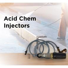 Acid Chem Injectors