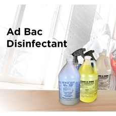 Ad Bac Disinfectant