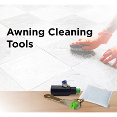 Awning Cleaning Tools