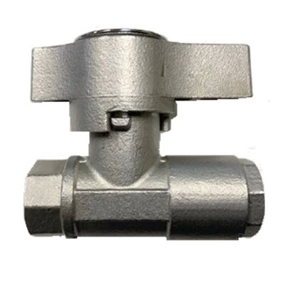 Ball Valve 3/8in FPT 5000psi Stainless Steel  Pressure Washer