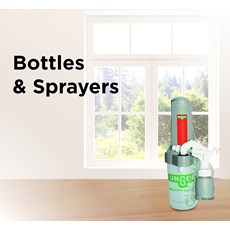 Bottles & Sprayers