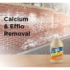 Calcium & Efflo Removal